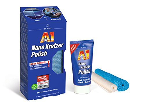 A1 Nano Kratzer Polish, 50 ml (#2714)