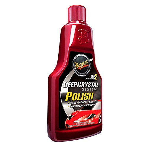 meguiars deep crystal polish autopolitur 473ml - Meguiars Deep Crystal Polish Autopolitur, 473ml