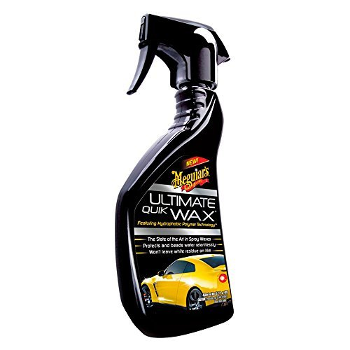 meguiars ultimate quik wax spruehwachs 450ml - Meguiars Ultimate Quik Wax Sprühwachs, 450ml