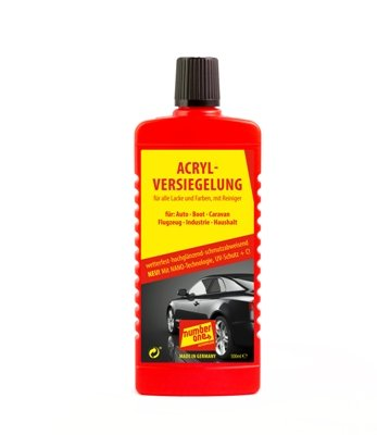 number one no1001 acrylversiegelung mit nano technologie 500ml - Number One no1001 Acrylversiegelung mit Nano-Technologie, 500ml